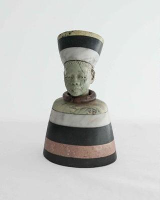 Assorted head; Elliot Katombera; JR146.2