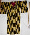 Japanese Kimono; 1920's; JRT0002