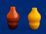Peking Midi Drop Bottle (x2); Alexander Lamont Studios; JR00103.11