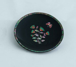 Four small lacquerware dishes; Unknown; JR00125.4
