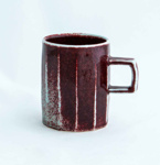 Small faceted mug with handle; Gyutae Kim; JR00114.3
