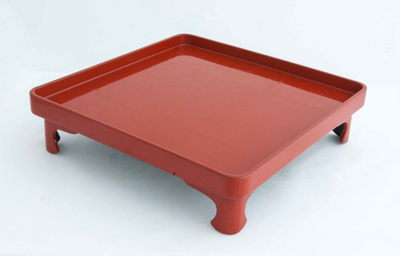 20th Century Lacquerware tray; Unknown; JR00125.1