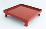 20th Century Lacquerware tray; Unknown; JR00125.1