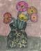 Unknown - flowers in vase; Soojung Cho; JR00131