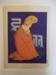 La Priere De Minuit. Lama, Mongol; Paul Jacoulet; 1959; JR00159.15
