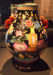 Large Qing Dynasty Vase; Unknown; JR00174