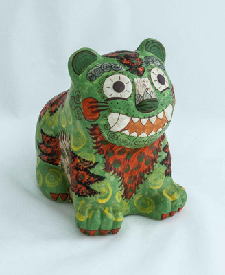 Green Tiger; Jang Meekjung; JR00126.3