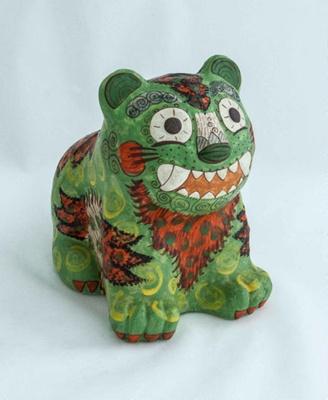 Green Tiger; Unknown; JR00126.3