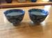 Qing Dynasty Tea Cups (pair); JR00287
