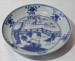 Small Ming Dynasty plate; JR00241