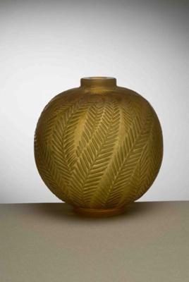 Palmes (Palms); Rene Lalique; JR00037