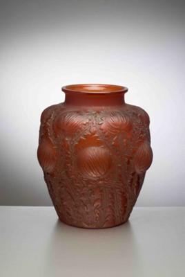 Domremy (red); Rene Lalique; JR00006.3