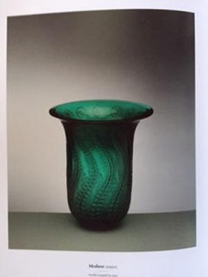 Meduse (Jellyfish); Rene Lalique; JR00032