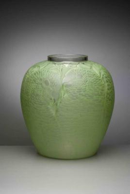 Alicante (green tint); Rene Lalique; JR00012.1