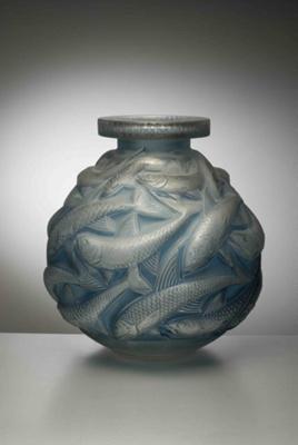 Salmonides; Rene Lalique; JR00070