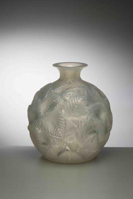 Ormeaux (Young Elm) (clear); Rene Lalique; JR00055.2