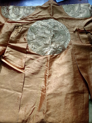 Contemporary Copy of Korean Royal Robe; JRT0195