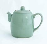 Greenware Tea Pot with Lid; Pangy Kim; JR00113.2