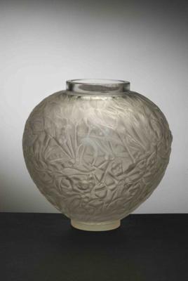 Gui (mistletoe) (clear); Rene Lalique; JR00010.1