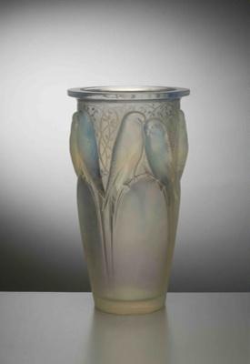 Ceylan (opalescent); Rene Lalique; JR00008.2