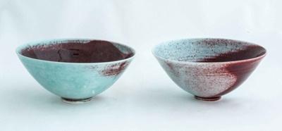 Two bowls; Gyutae Kim; JR00114.4