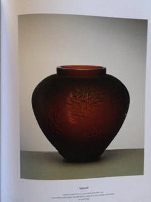 Esterel (Red); Rene Lalique; JR00036.2