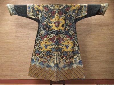 Ji Fu Robe; JRT0164