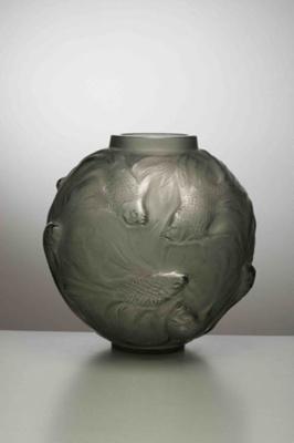 Formose (grey); Rene Lalique; JR00013.4