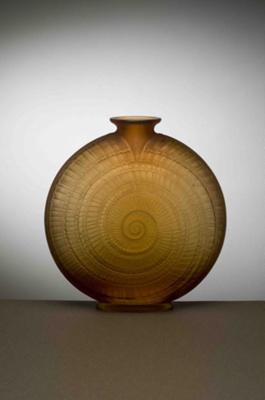 Escargot (Snails) (amber); Rene Lalique; JR00026.1
