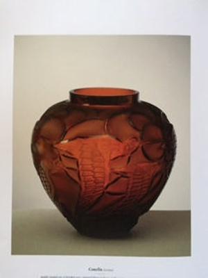 Courlis (Curlew); Rene Lalique; JR00087