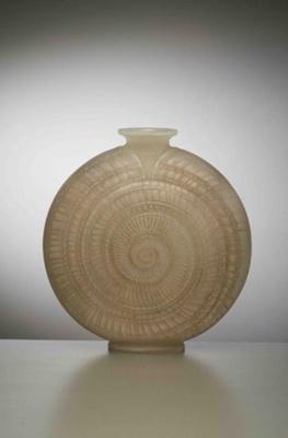 Escargot (Snails) (opalescent); Rene Lalique; JR00026.2