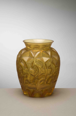 Chamois (Fawn)(amber); Rene Lalique; JR00089.2