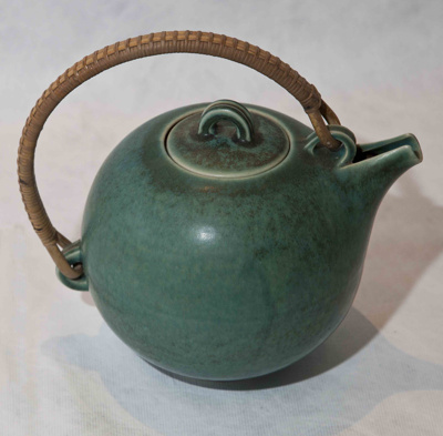 Danish Ceramic Tea Pot; JR00290