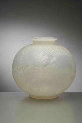 Poissons (opalescent); Rene Lalique; JR00027.1