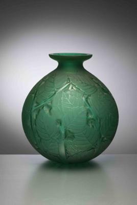 Milan (green); Rene Lalique; JR00078.2