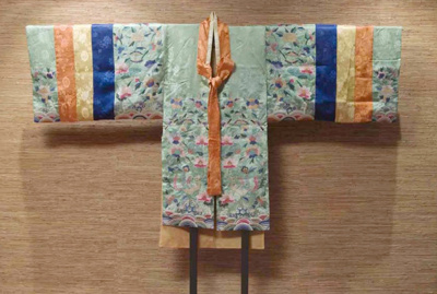 Wonsam/Hwalot - Korean ceremonial robe; JRT0176