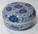 Ming Dynasty bowl with lid; JR00239