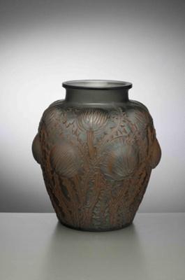 Domremy (grey); Rene Lalique; JR00006.2