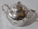 Chinese Export Silver Sugar Bowl; JR00267