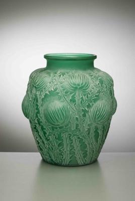 Domremy (green); Rene Lalique; JR00006.1