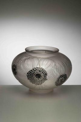 Dahlias; Rene Lalique; JR00038