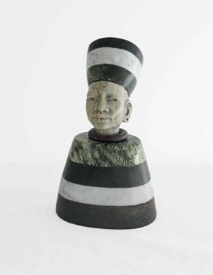 Assorted head; Elliot Katombera; JR00146.1