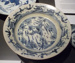 Ming Dynasty plate; JR00243