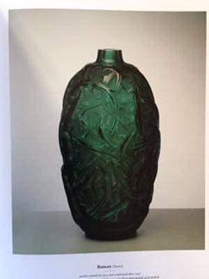 Ronces (Thorns) (Green); Rene Lalique; JR00028.1