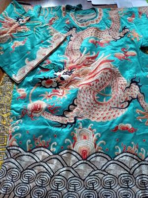 Heavy robe; JRT0193