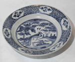 Ming Dynasty plate; JR00242