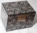 Korean lacquered box; JR00184