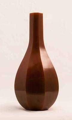 Peking Glass Vase; Alexander Lamont Studios; JR00103.4