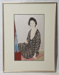 Woman in Summer Komono; Hashiguchi Goyo; 1920; JR00170