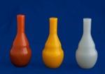 Peking Tall Drop Bottle (x3); Alexander Lamont Studios; JR00103.9